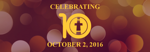 10th Anniversary at Crossroads